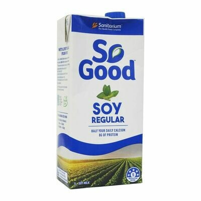 So Good Soy Regular