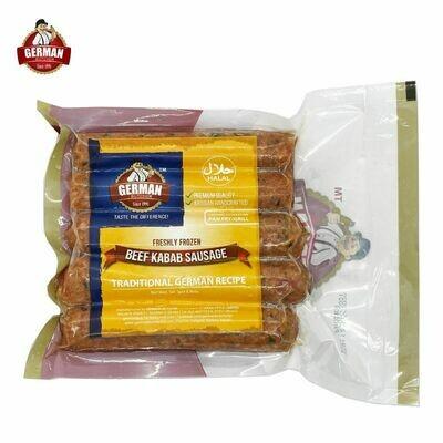 Beef Kabab Sausage - German Butcher