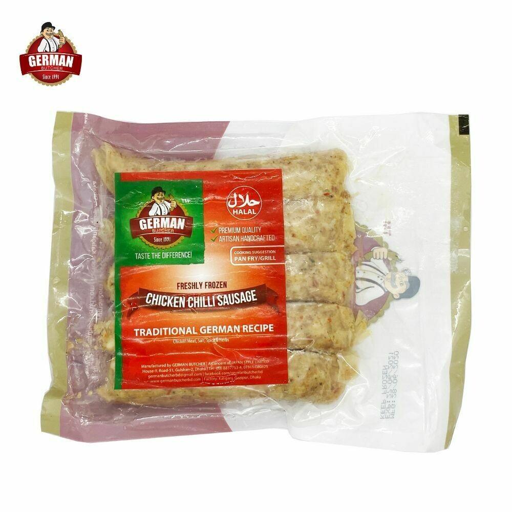 Chicken Chilli Sausage - German Butcher