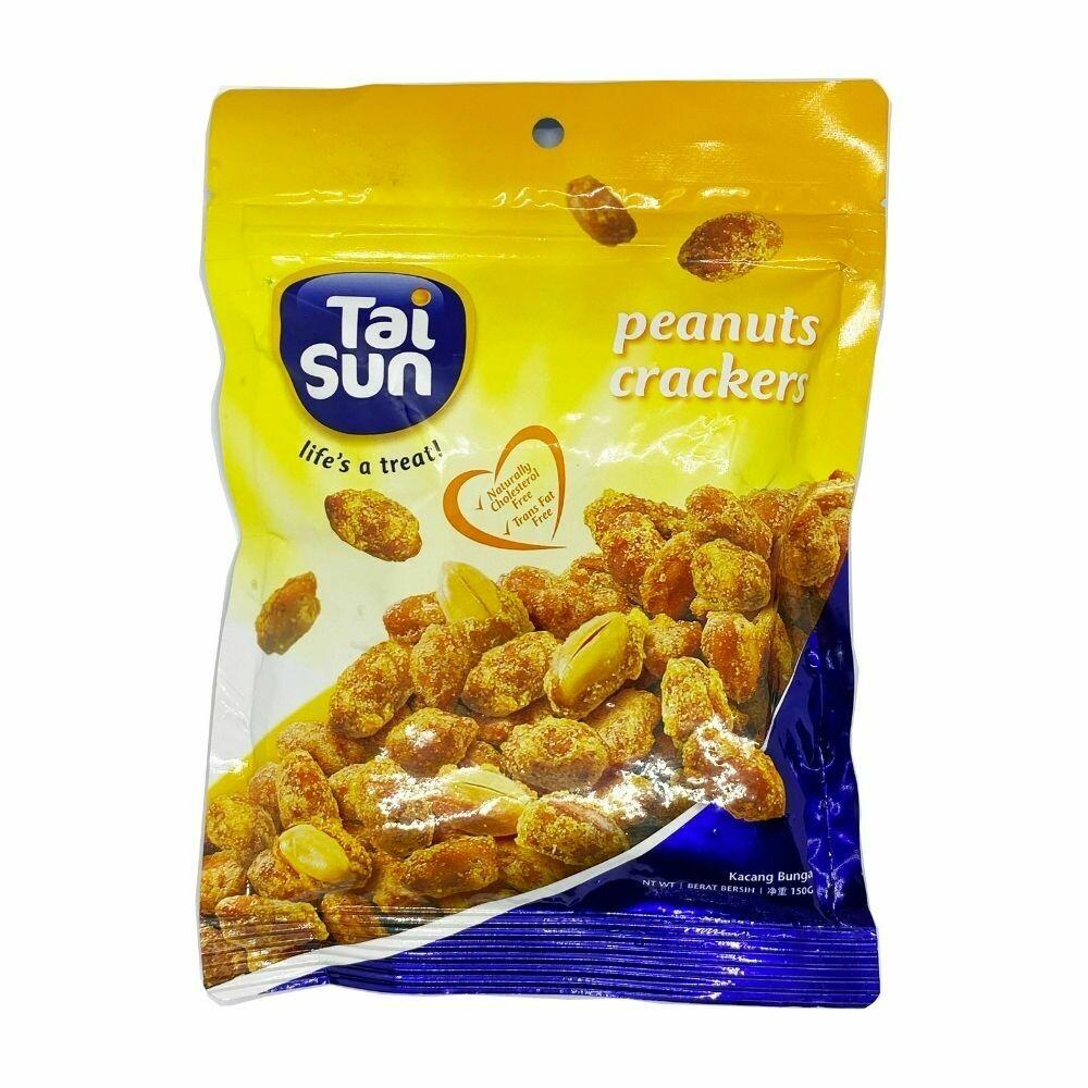 Tai Sun Peanuts Crackers