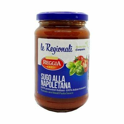 Pasta Reggia Napoletana Tomato and Basil Pasta Sauce