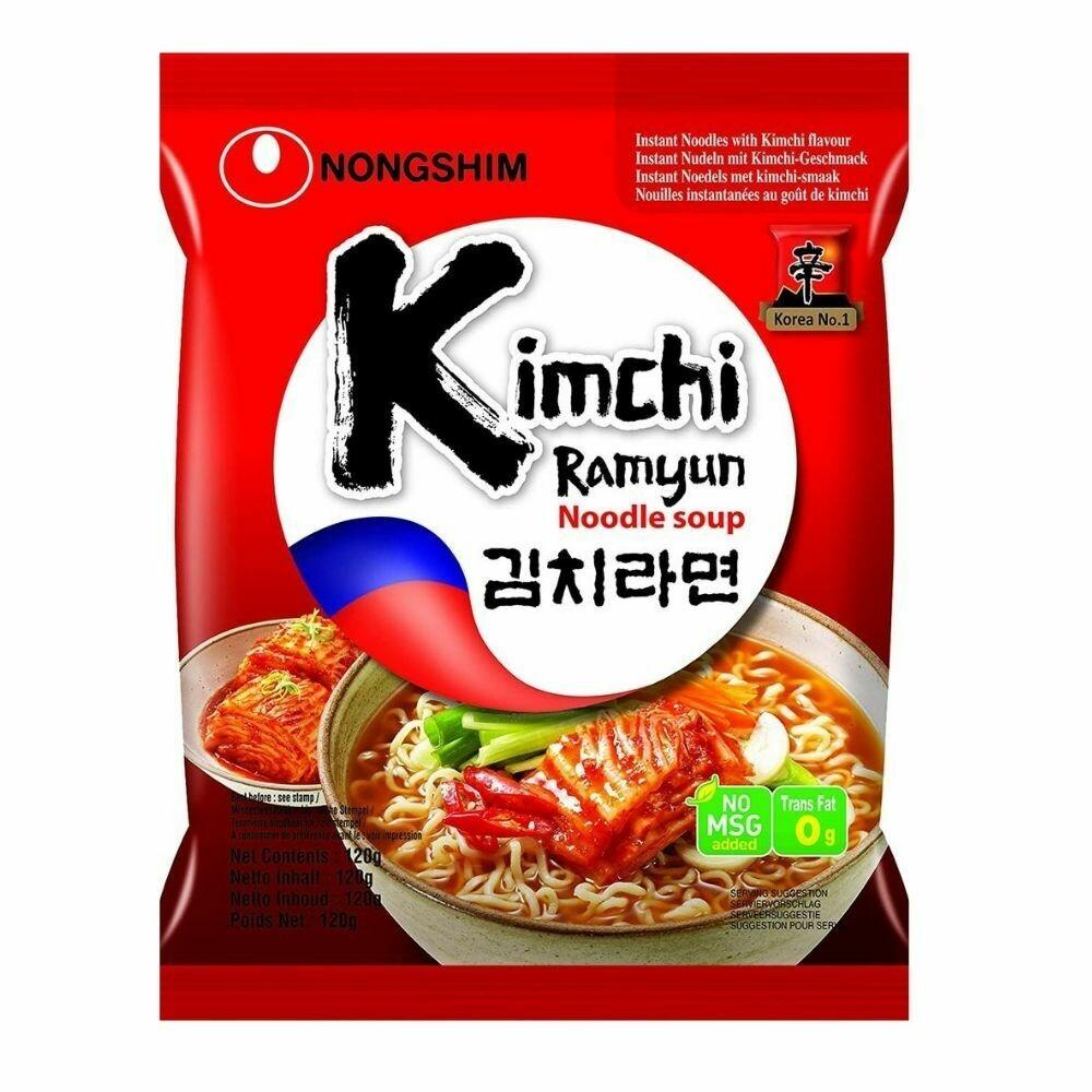 Nongshim Kimchi Ramyun Noddle Soup