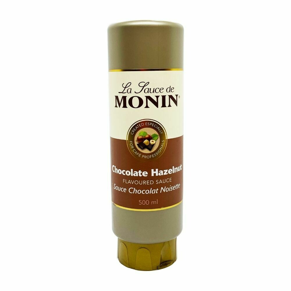 Monin Chocolate Hazelnut Sauce