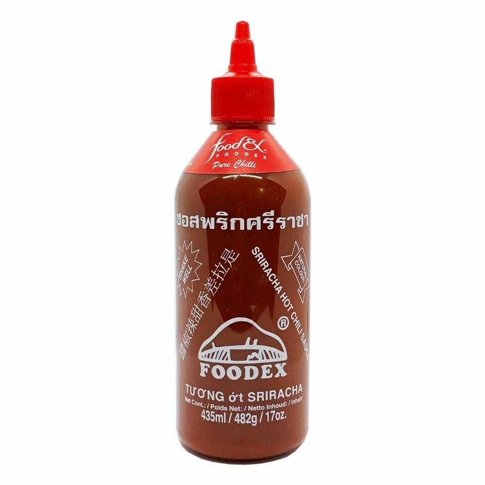 Sriracha Hot Chilli Sauce (Foodex)