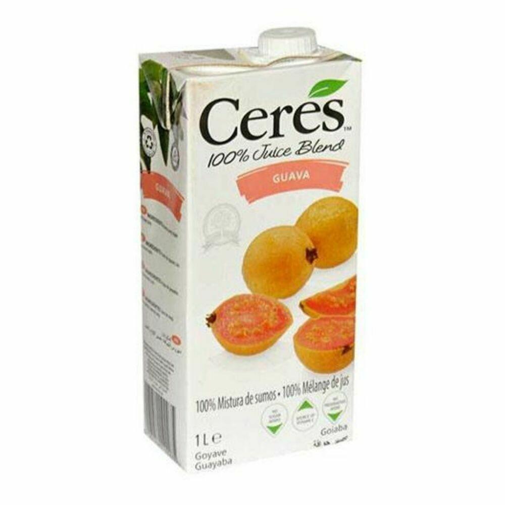 Ceres 100% Guava Juice 1000ml