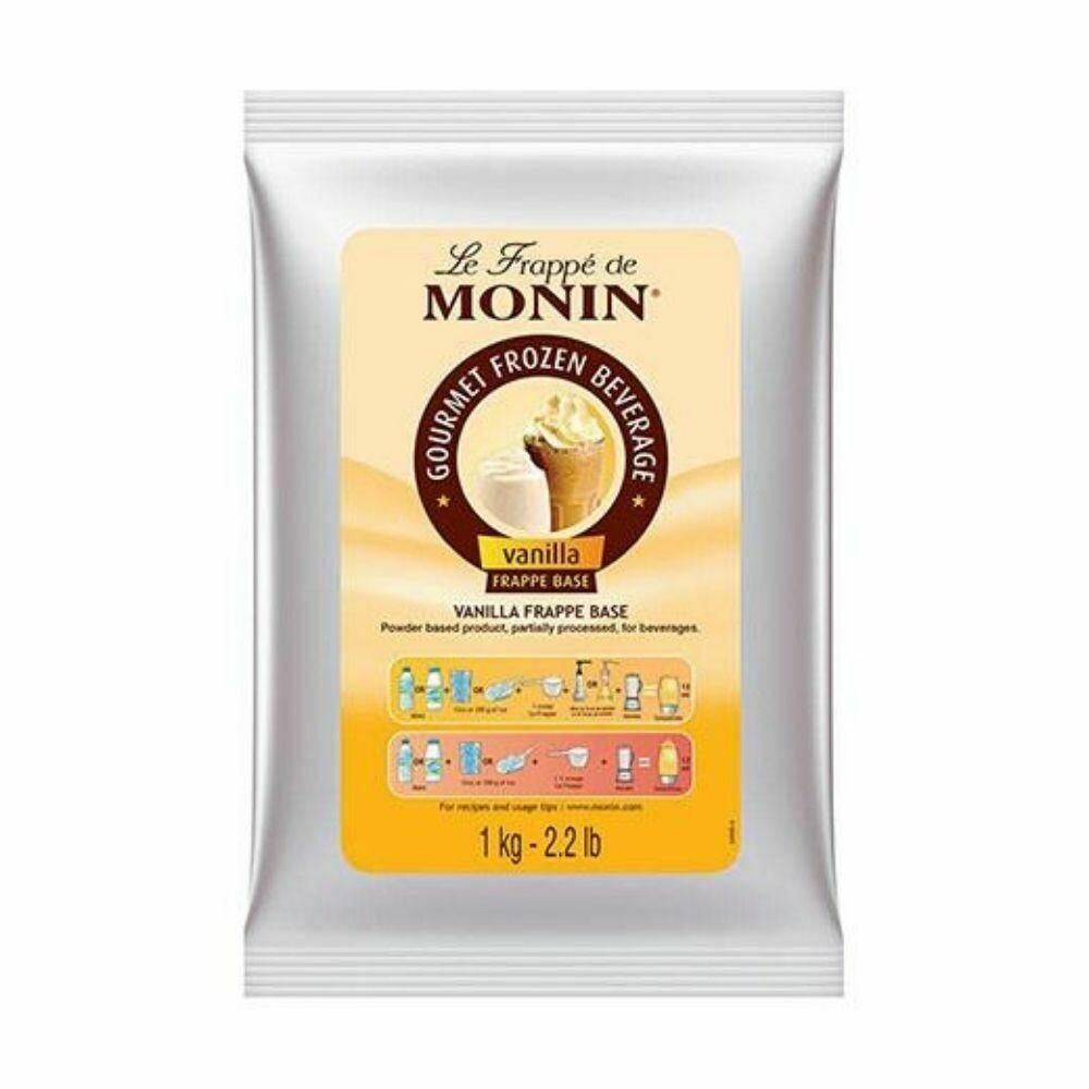 Monin Frappe Base - Vanilla 1 KG