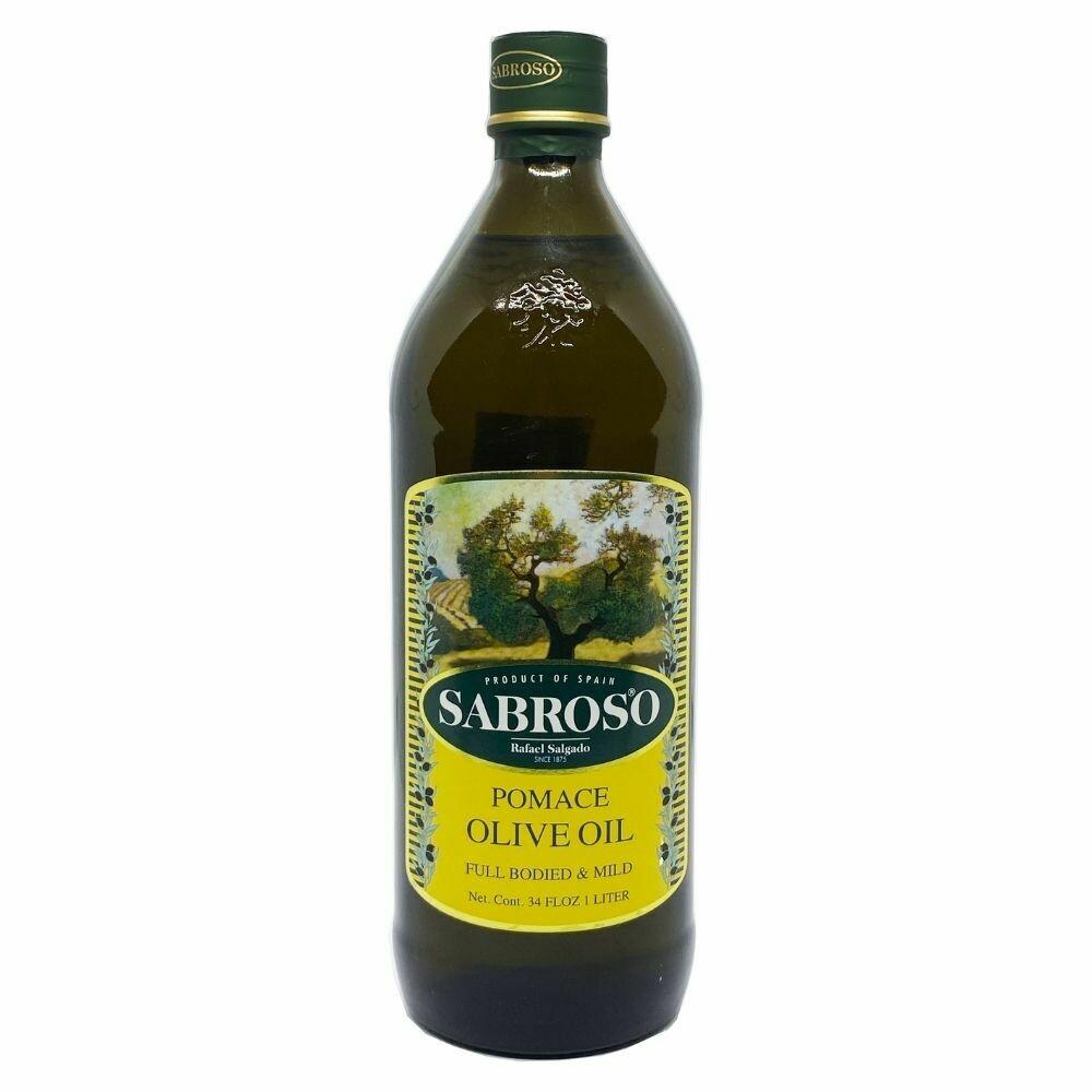 SABROSO - Pomace Olive Oil 1L
