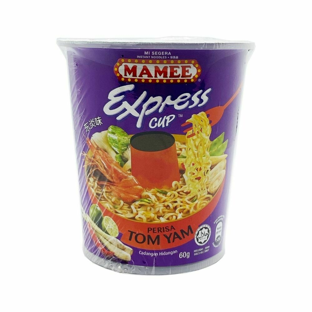 MAMEE Express Cup Tom Yum Instant Noddles