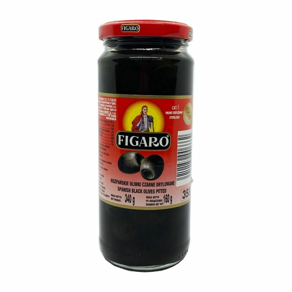 Figaro Pickles - Black Olives