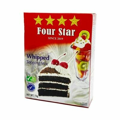 Four Star Whipping Topping Mix