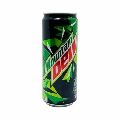 Mountain Dew Can Bottle - Imported