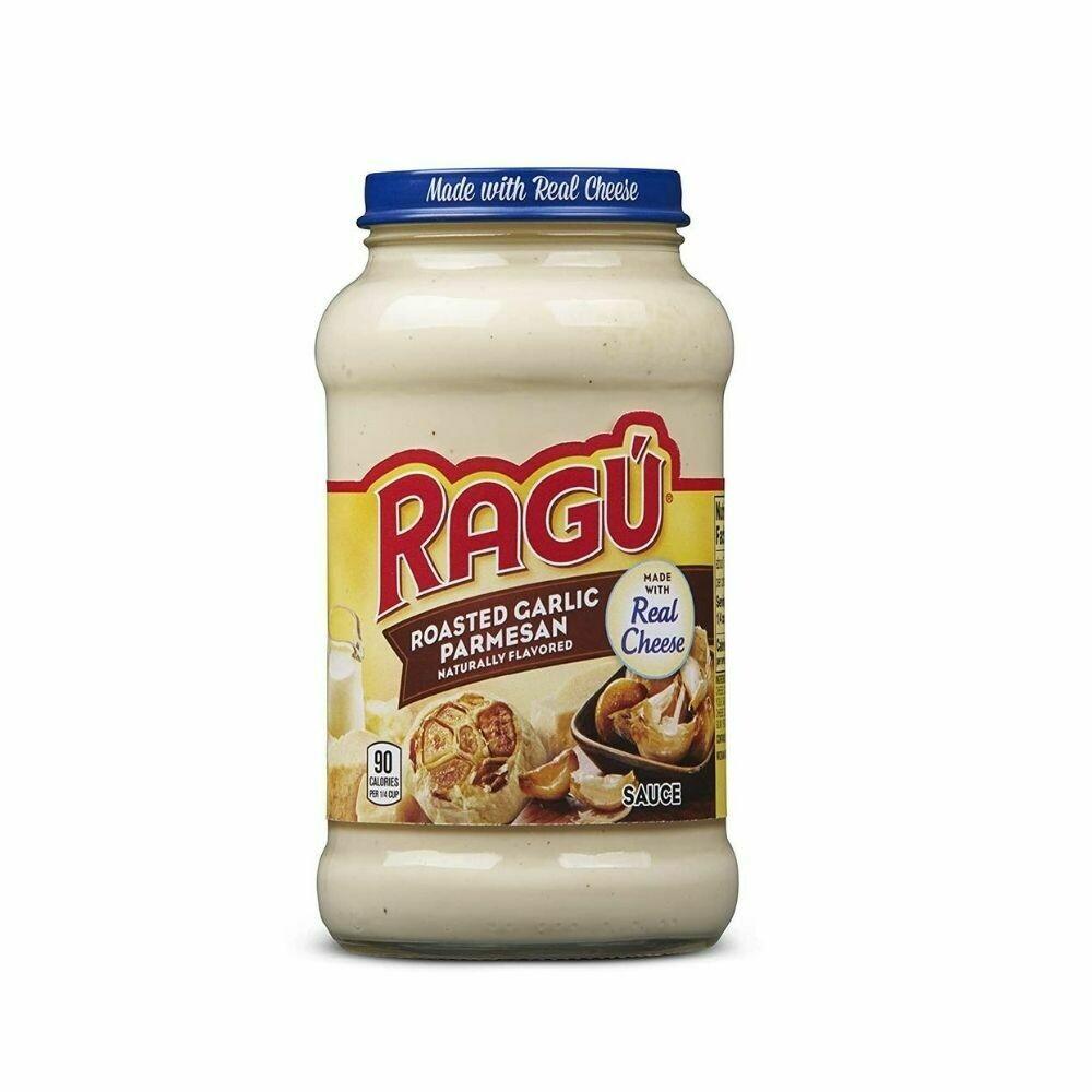 Ragu Cheesy Roasted Garlic Parmesan Sauce