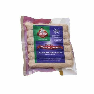 Chicken Bavarian Sausage - German Butcher