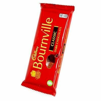 Cadbury Bournville - Classic Dark Chocolate