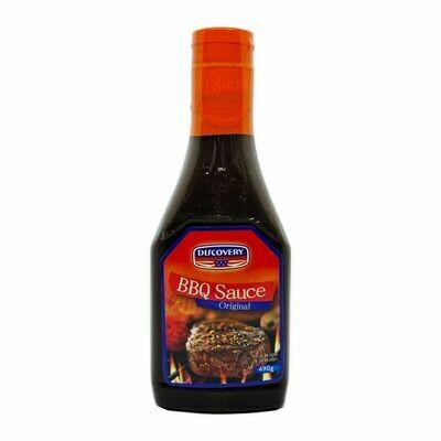 Discovery BBQ Sauce Original - 490gm