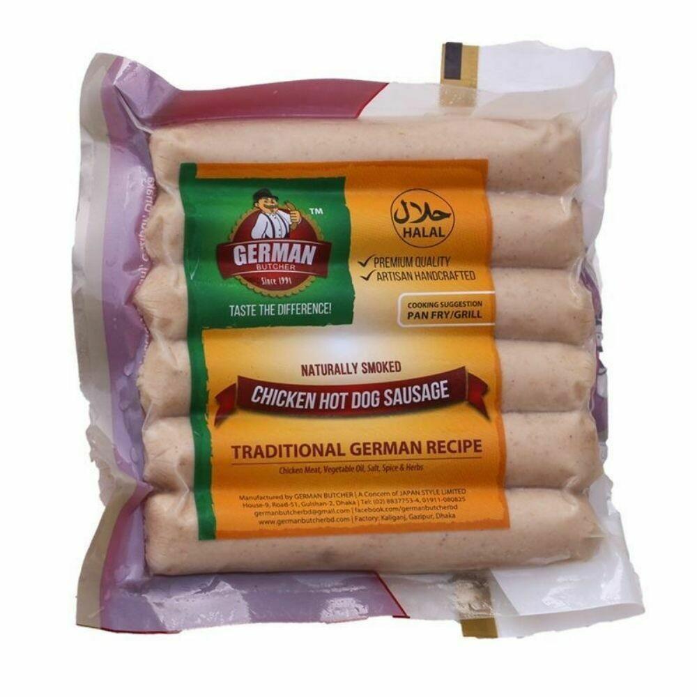 Chicken Hot Dog Sausage