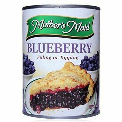 Mother's Maid- Blueberry Filling