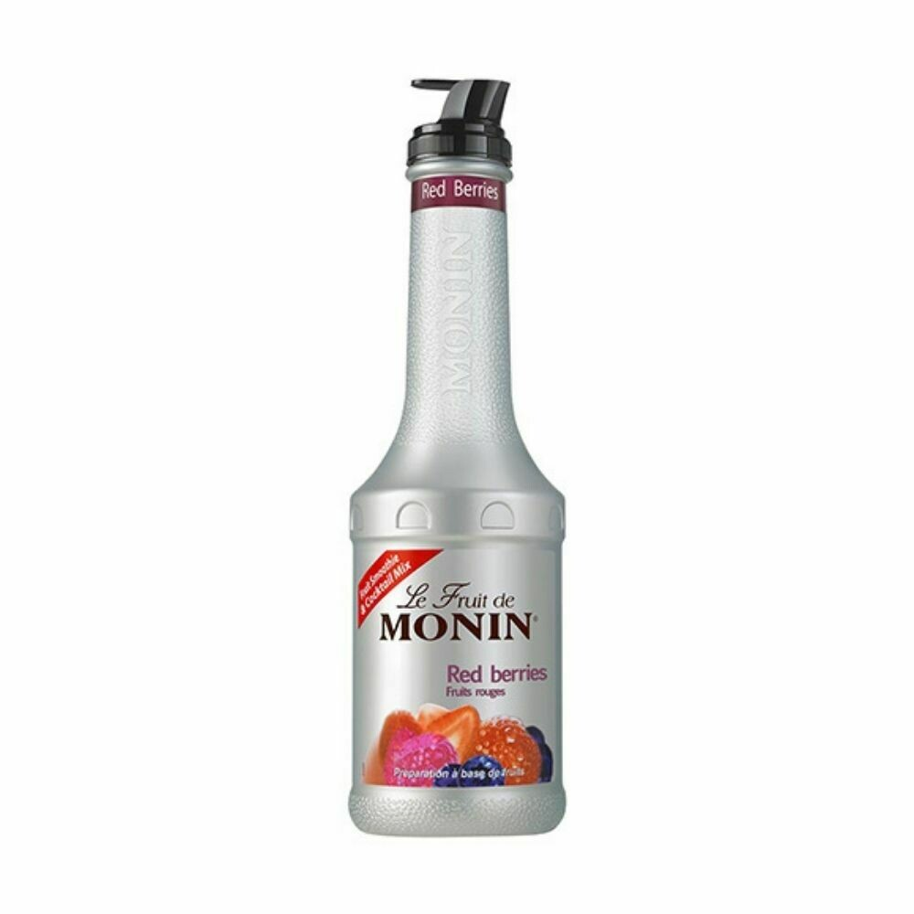 Monin Fruit Mix Red Berries