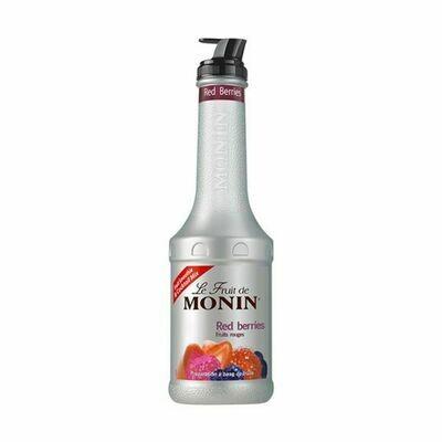 Monin Fruit Mix Red Berries