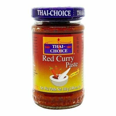 Thai Choice Red Curry Paste