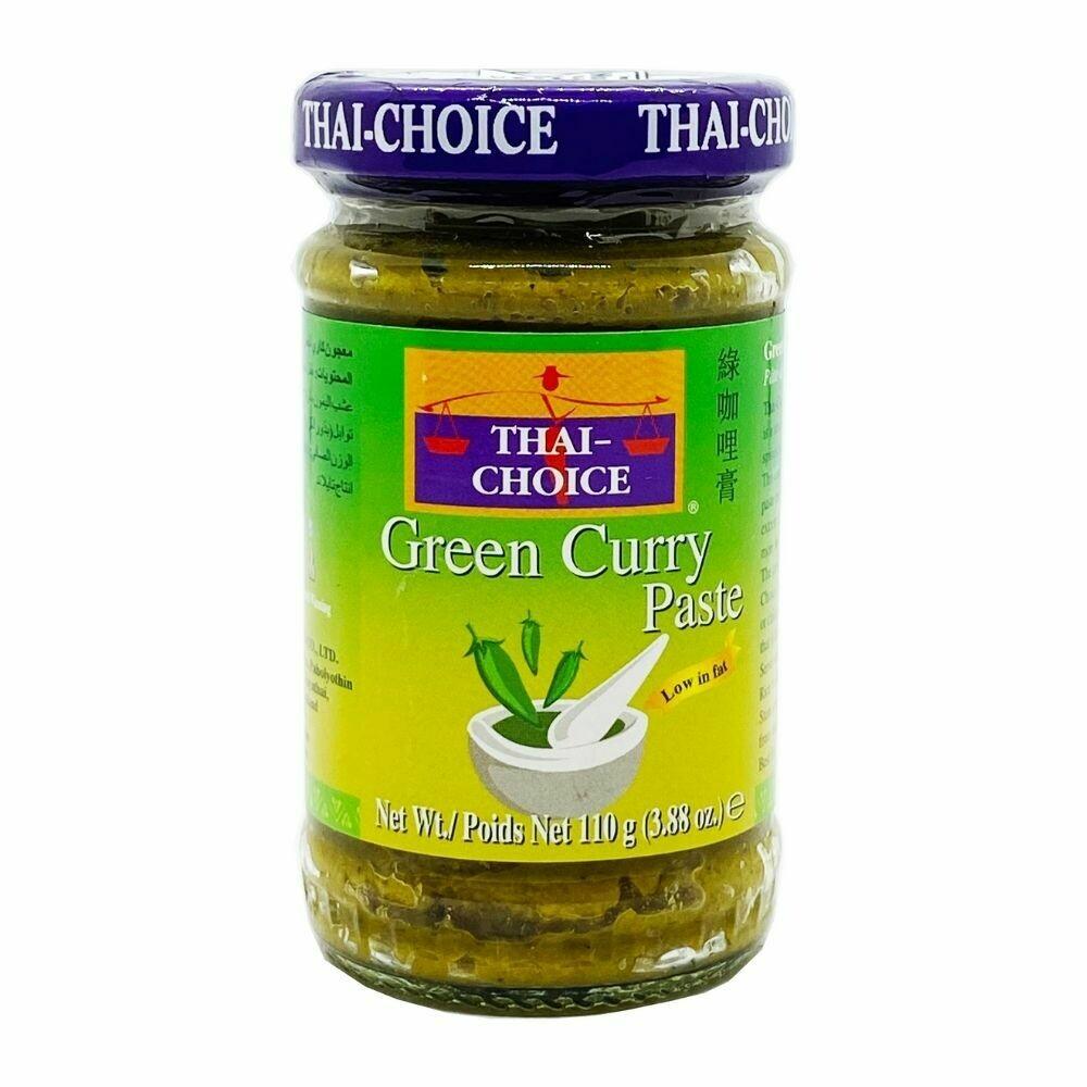 Thai Choice Green Curry Paste