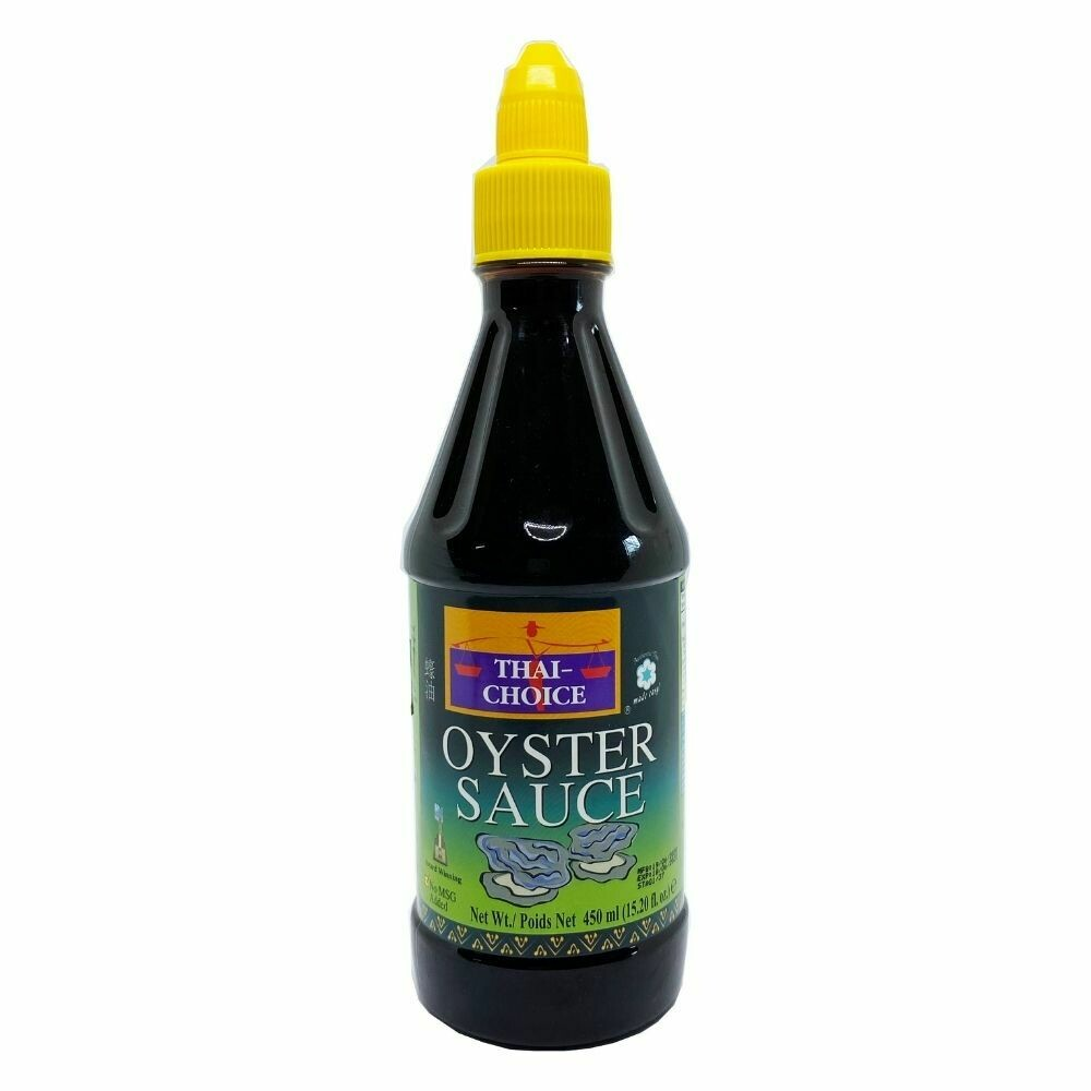 Thai Oyster Sauce - Thai Choice