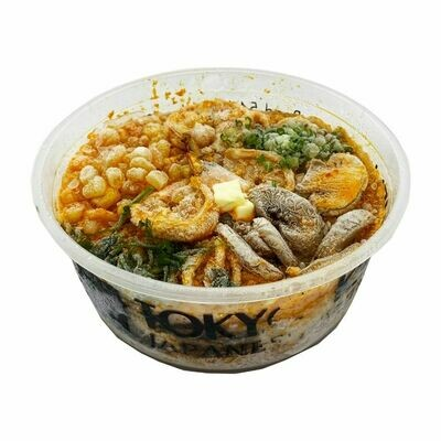 Tom Yum Ramen (Frozen) - Tokyo Kitchen