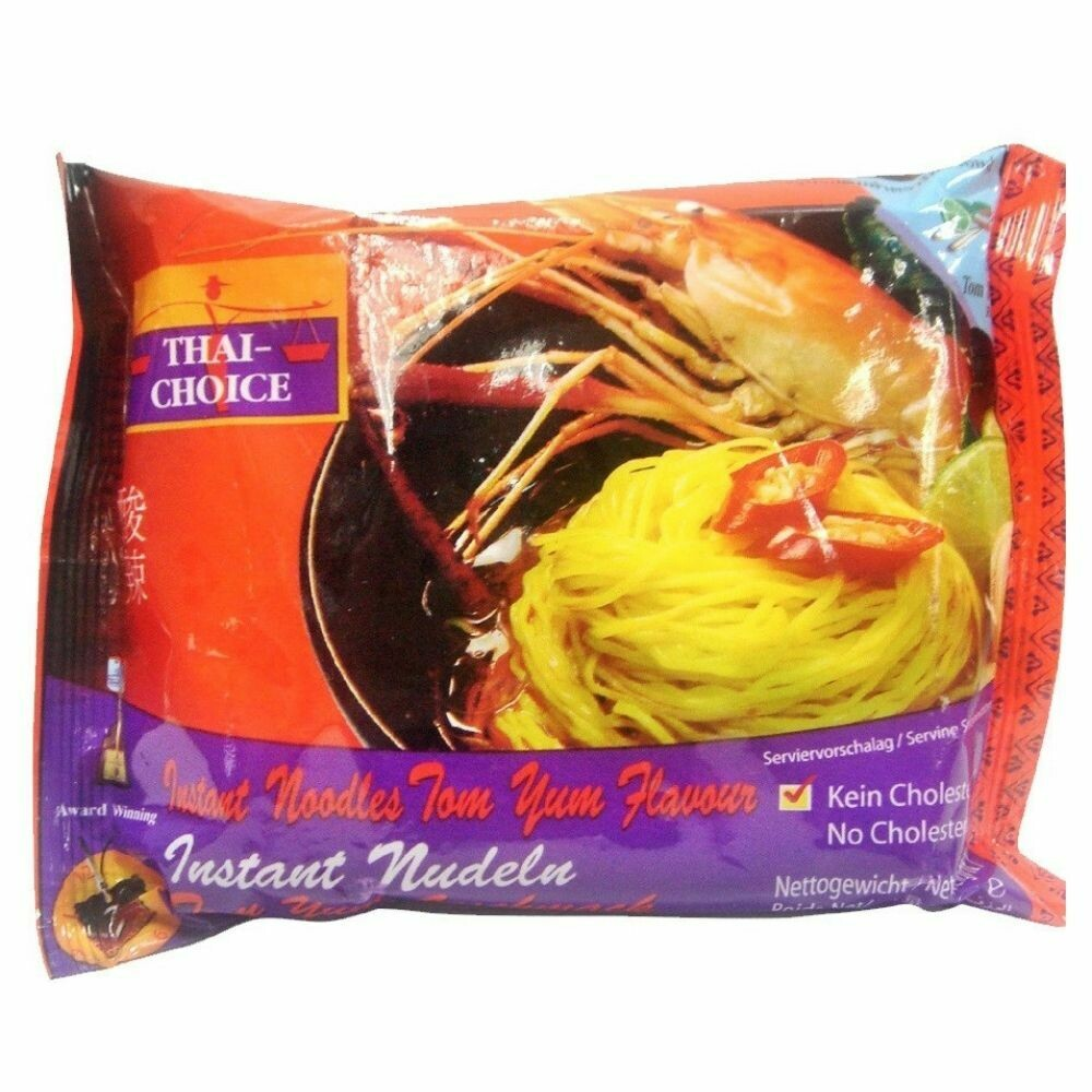 Tomyum Noodles Soup - Thai Choice