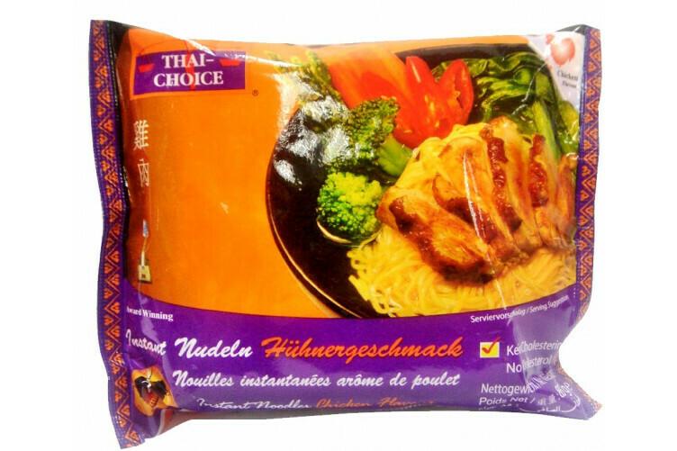 Chicken Noodles Soup- Thai Choice
