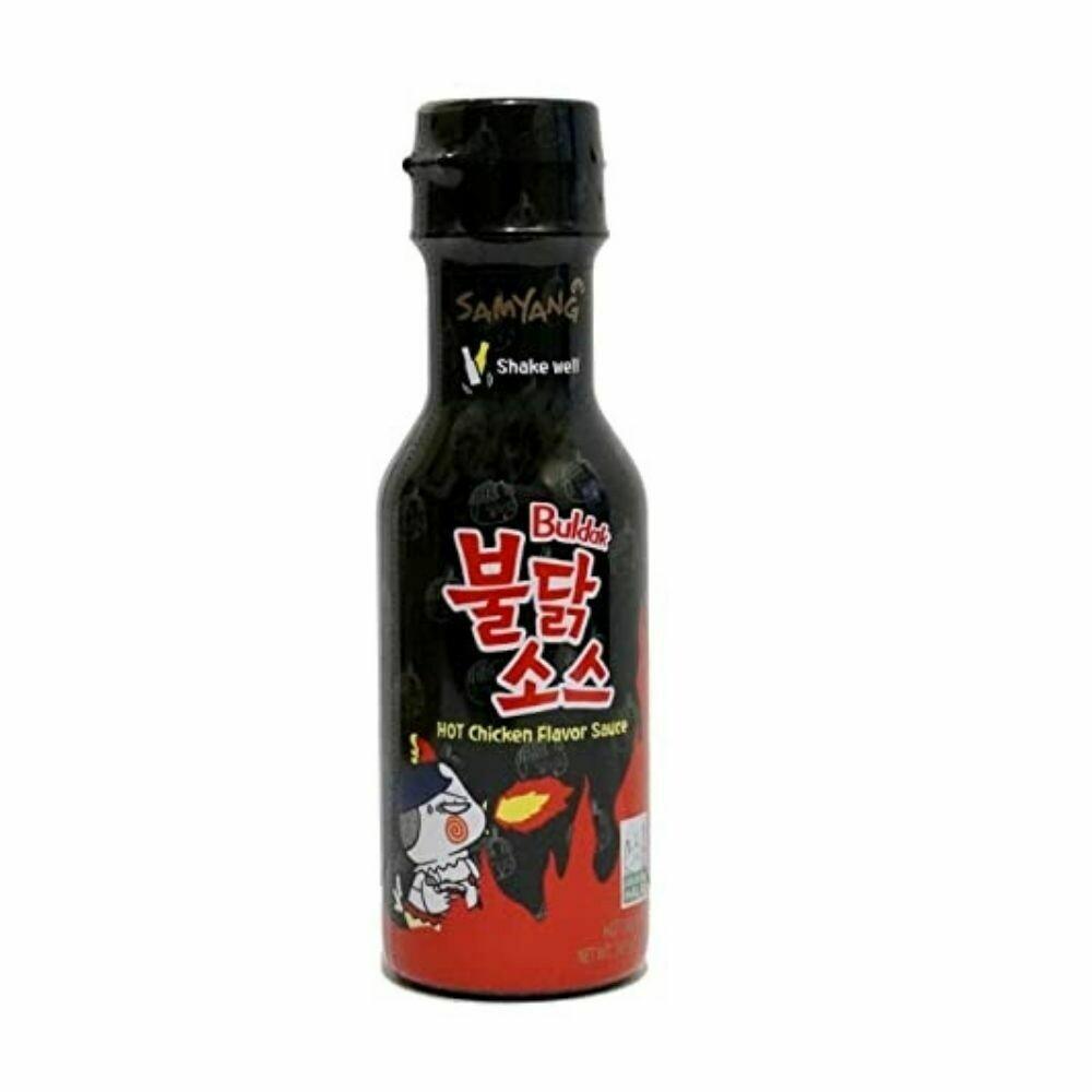 Samyang Hot Flavour Sauce
