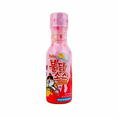 Samyang carbonara Hot chicken sauce