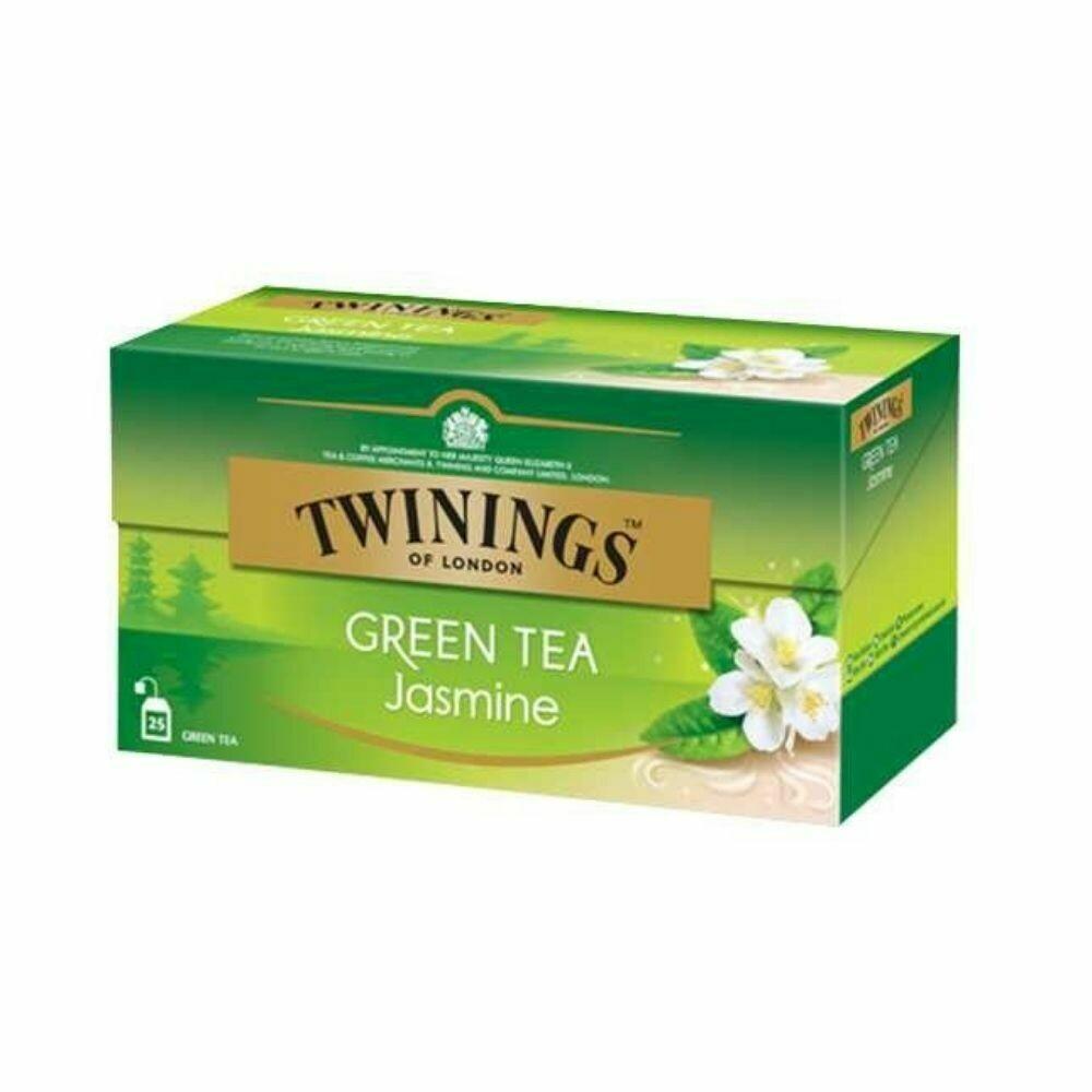 Green Tea Jasmin-Twinings of London