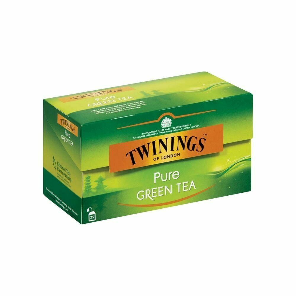 Pure Green Tea-Twinings of London