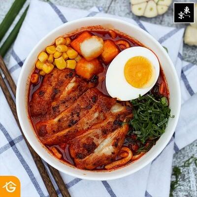 Hot N Sour Ramen (Frozen) - Tokyo Kitchen