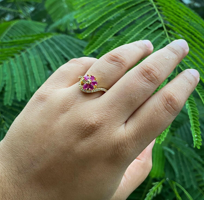 Hand Ring - R04