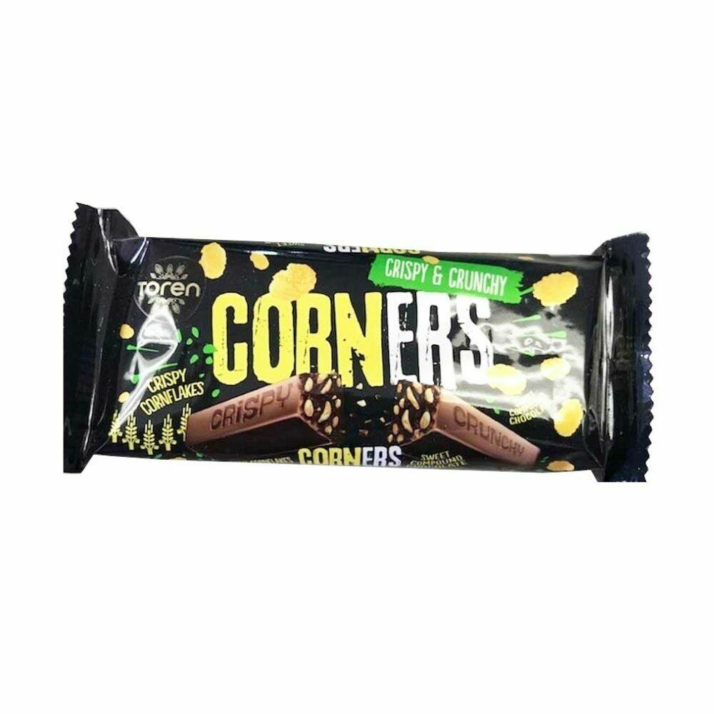 Toren Corners Crispy & Crunchy