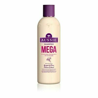 Aussie Mega Shampoo-300ml (UK)