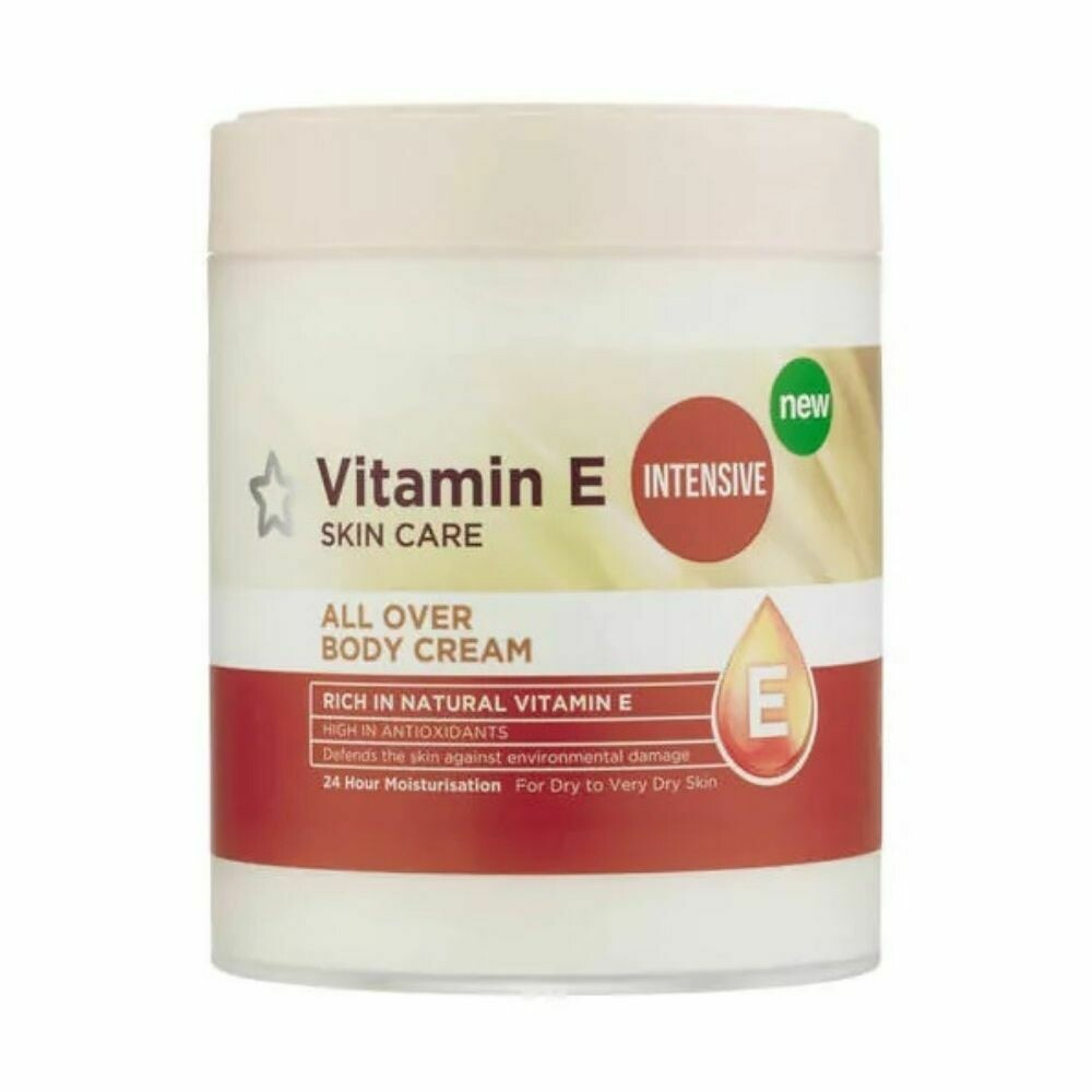 Vitamin E Body Butter Intensive Cream 475ml (UK)