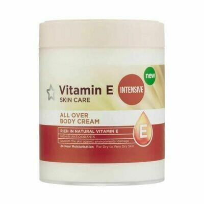 Vitamin E Body Butter Intensive Cream 475ml (UK)