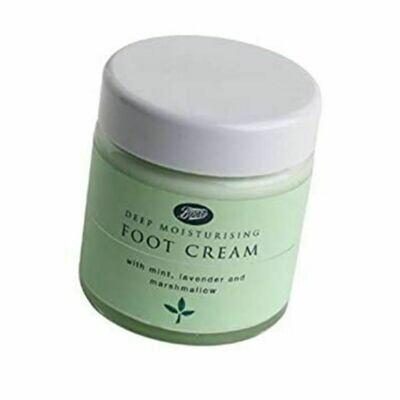 Boots Deep Moisturising Foot Cream 100ml (UK)