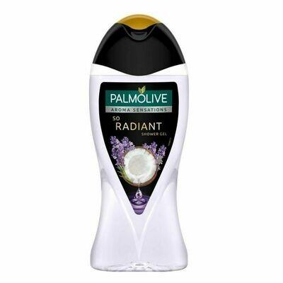 Palmolive Aroma Radiant Coconut Shower Gel 250ml (UK)