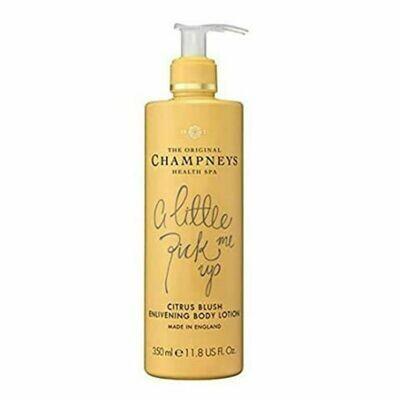 Champneys Citrus Blush  Body Lotion 350ml (UK)