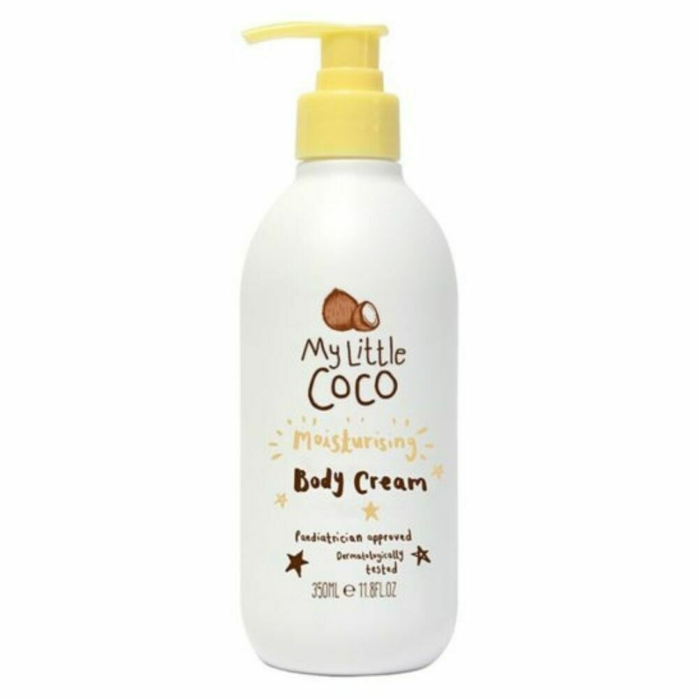 My Little coco Moisturising Body Cream Baby Lotion 350ml (UK)