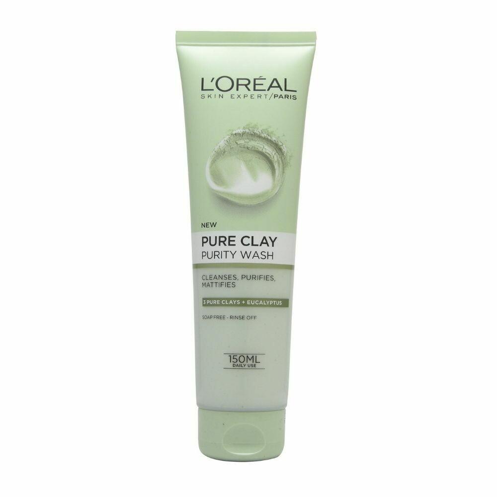 L'Oreal Pure Clay 150ml (UK)