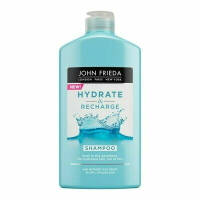 John Frieda Hydrate Shampoo-250ml