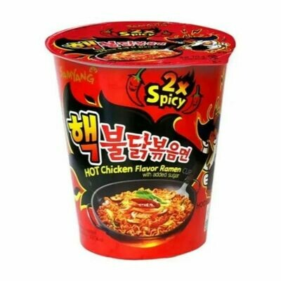 Samyang 2x Spicy Cup Noodles