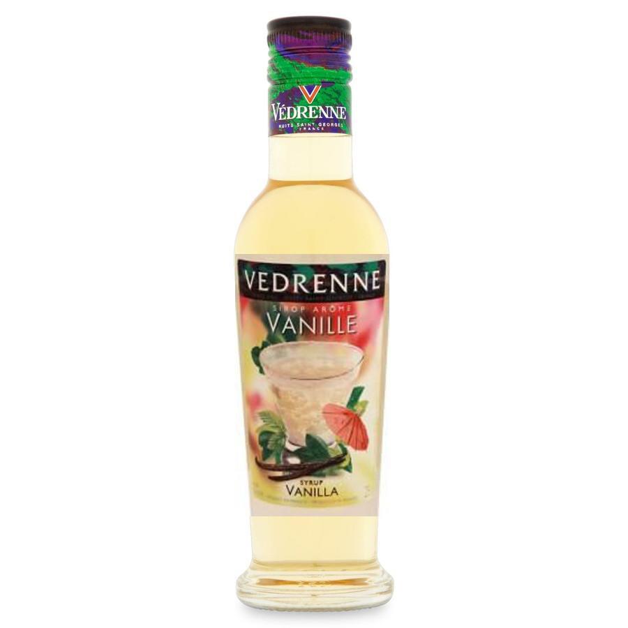 Vedrenne Vanilla Syrup 250ml