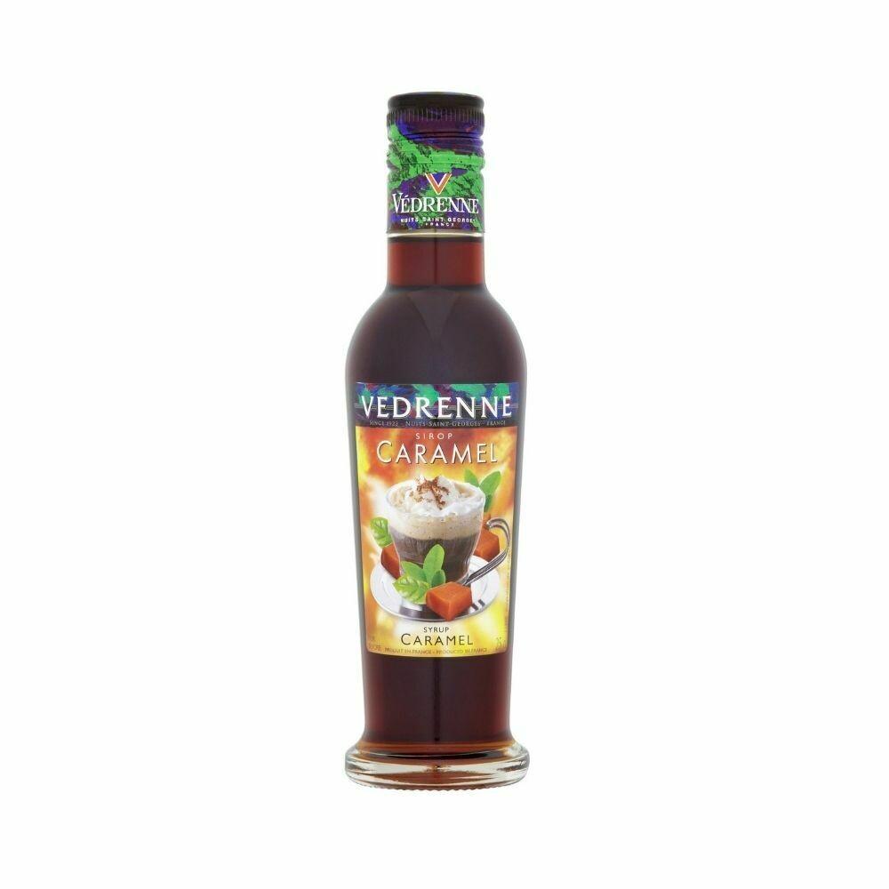 Vedrenne Caramel Syrup 250ml