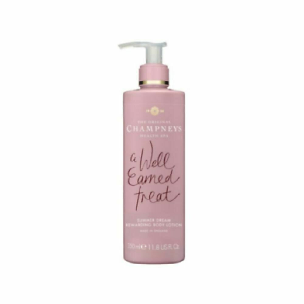 Champneys Well Earned Treat Body Lotion 350ml