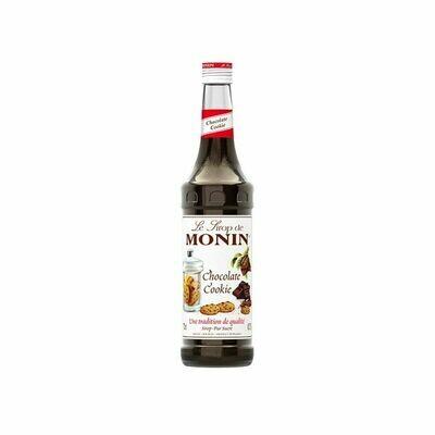 Monin Chocolate Cookie Syrup - 700ml